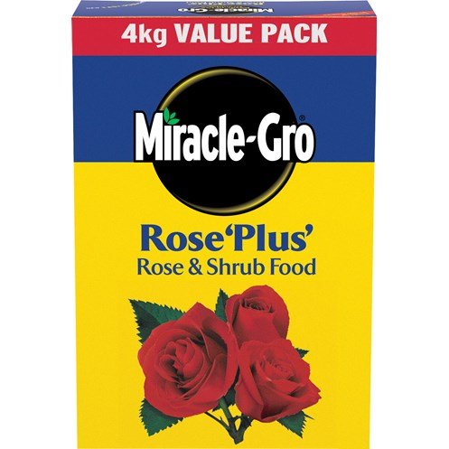 Miracle-Gro  Rose & Shrub Plant Food -  4kg