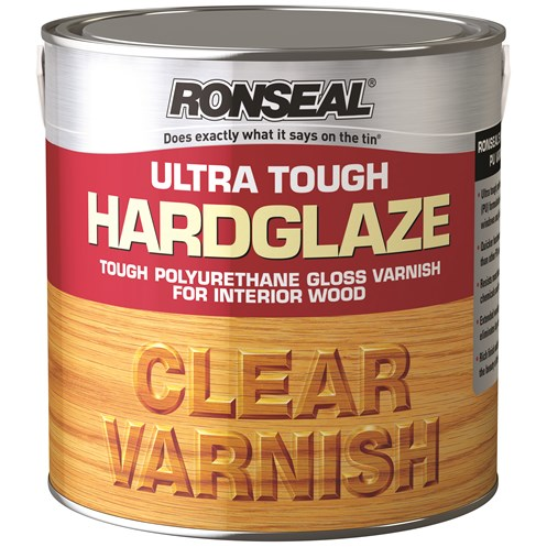 Ronseal  Ultra Tough Varnish Gloss - 5 Litre