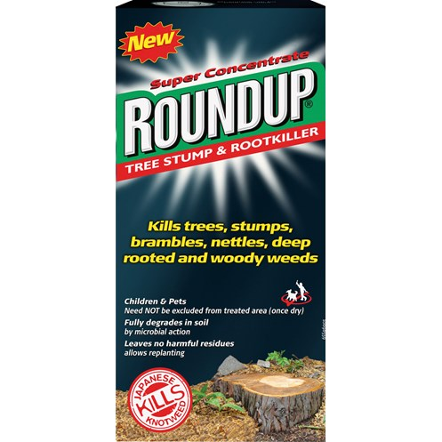 Round Up  Tree Stump Killer - 250ml