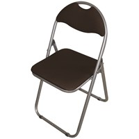 Euroactive  Folding Chair - Black