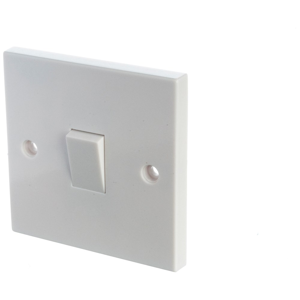 Powermaster 2 Way Switch - 13 Amp 1 Gang | Switches & Sockets ...