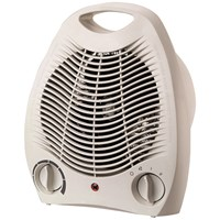 Sirocco  Upright Fan Heater - 2kW